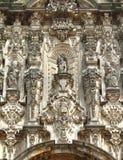Domkyrka av Mexiko - stad IX Royaltyfri Bild