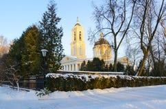 Domkyrka av Peter och Paul, Gomel, Vitryssland Arkivbild