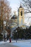 Domkyrka av Peter och Paul, Gomel, Vitryssland Fotografering för Bildbyråer