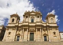 Domkyrka av San Nicolo Fotografering för Bildbyråer