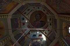 Domkyrka av Sankt basilika, Moskva, rysk federal stad, rysk federation, Ryssland Arkivbild