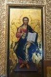 Domkyrka av Sankt basilika, Moskva, rysk federal stad, rysk federation, Ryssland Royaltyfri Bild