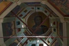 Domkyrka av Sankt basilika, Moskva, rysk federal stad, rysk federation, Ryssland Arkivbilder