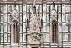 Domkyrka av Santa Maria del Fiore, Florence, Italien Royaltyfri Fotografi