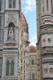 Domkyrka av Santa Maria del Fiore, Florence, Italien Royaltyfri Foto