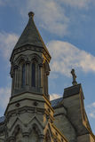 Domkyrka av St Albans royaltyfri bild