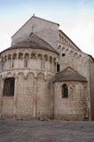 Domkyrka av St. Anastasia, Zadar, Kroatien Royaltyfria Bilder
