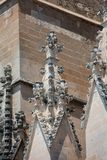 Domkyrka av St Mary av Palma Cathedral de Santa Maria de Palma de Mallorca royaltyfri bild