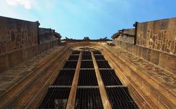 Domkyrka av St Peter och Paul, Brno Royaltyfria Bilder