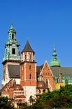 Domkyrka av St Wenceslas och Stanislaus in royaltyfri foto