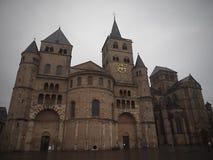 Domkyrka av trieren - Tyskland royaltyfri foto