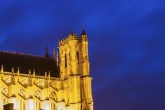 Domkyrka av vår dam av Amiens Royaltyfria Bilder