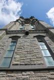 Domkyrka Cobh Cork Ireland för helgonColeman ` s arkivfoto