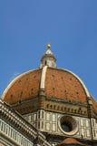 Domkyrka Del Duomo Florence Italy Arkivbild