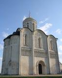 domkyrka dmitrievskiy russia Arkivbilder