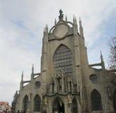 Domkyrka för ` s för St Barbara andra - störst och M arkivbild