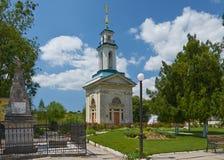 Domkyrka för St Catherines, Kherson, Ukraina Arkivbild