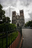 Domkyrka för St Josephs Royaltyfri Foto