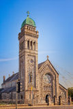Domkyrka för St. Mary i Limerick Royaltyfri Fotografi