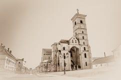 Domkyrka för St Michael's Royaltyfria Bilder