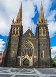 Domkyrka för St Patrick ` s i Melbourne Royaltyfria Bilder
