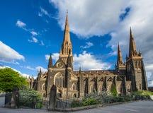 Domkyrka för St Patrick ` s i Melbourne Royaltyfria Foton