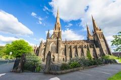 Domkyrka för St Patrick ` s i Melbourne Royaltyfri Bild