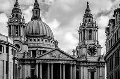 Domkyrka för St Pauls Arkivfoton