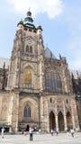Domkyrka för St. Vitus Royaltyfria Bilder