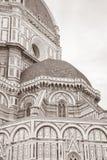 Domkyrka Florence, Italien, Europa Arkivbild