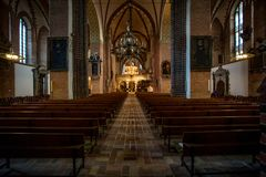 domkyrka germany Royaltyfri Foto