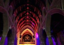 Domkyrka Hobart för St Davids royaltyfri foto