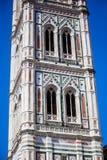 Domkyrka i Florence, Tuscany, Italien Royaltyfria Foton