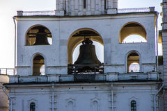 Domkyrka i Kreml, Moskva Royaltyfri Fotografi