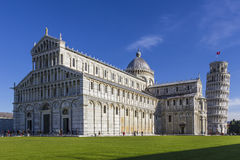 Domkyrka i Pisa Royaltyfri Fotografi