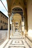 domkyrka italy pistoia tuscany royaltyfri bild
