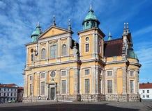 domkyrka kalmar sweden Royaltyfria Bilder