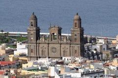 domkyrka Las Palmas Royaltyfri Fotografi