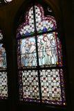 Domkyrka Notre Dame - Paris Arkivbilder