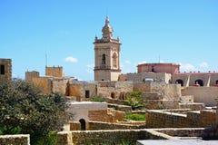 Domkyrka- och citadellbyggnader, Victoria Arkivfoto
