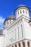 domkyrka ortodoxa romania Arkivbild