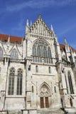 domkyrka regensburg Royaltyfria Bilder
