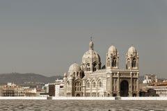 Domkyrka Sainte Marie Majeure de Marseille Royaltyfri Fotografi