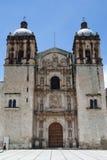 Domkyrka Santo Domingo Royaltyfria Foton