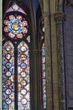 Domkyrka St Pierre av Beauvais - inre 11 Royaltyfri Bild