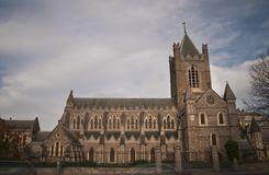 domkyrkachrist kyrka Royaltyfri Foto