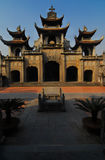domkyrkadiemphat vietnam Royaltyfri Foto