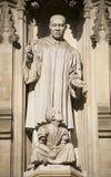 domkyrkakonunglondon luther martin westminster Royaltyfri Bild