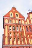 Domkyrkakyrka av Kaliningrad på den Kant ön Royaltyfria Bilder