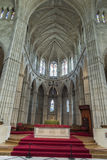 Domkyrkakyrkan av vår dam- och för St Philip Howard iArundel, västra Susse Royaltyfria Foton
